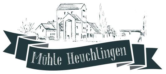 Mühle Heuchlingen - Logo